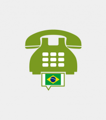 Brazil toll-free number