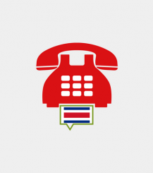 Costa Rica toll-free number