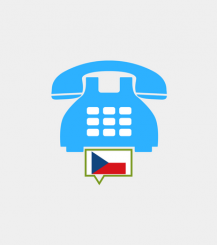 Czech Republic toll-free number
